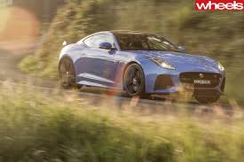listen to the v8 howl searching for the tasmanian tiger with a 2017 jaguar f type svr