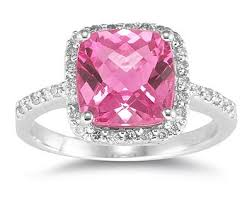 rings pink diamonds images Pink diamond wedding rings for women jpg