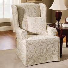 chair slipcovers target comfy wing chair slipcovers target f32x in modern interior home