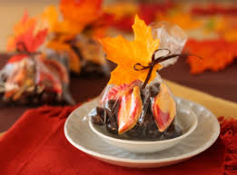 fall wedding favors diy how to make fall wedding favors oh nuts