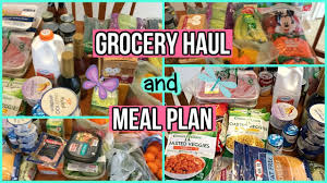 weight watchers healthy grocery haul 57 05 13 17 youtube