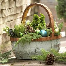 Easter Decorations Outdoors by Easter Home Decor Outdoor Eggs Basket Decor Crave