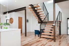 Modern Staircase Design Work Shop Denver Stairs Work Shop Denver