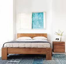 azur teak bed frame singapore queen size u2013 originals furniture
