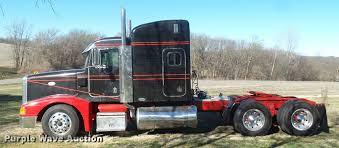 peterbilt semi trucks 1997 peterbilt 377 semi truck item j1573 sold april 6 t