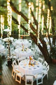 outdoor wedding ideas on a budget 11 botanical wedding ideas with garden lights cheap easy