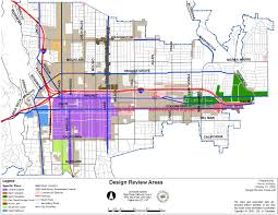 State Plane Coordinate System Map by Design Review Planning And Community Development City Of