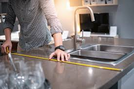 how to measure for an island countertop how can i measure my countertops 3 easy steps marble