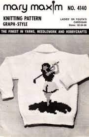 www marymaxim catalog25th anniversary plate vintage holstein cow design cardigan maxim knitting pattern
