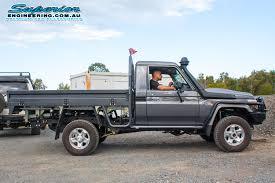 land cruiser pickup conversion toyota landcruiser 79 series single cab vsc grey 71223 superior