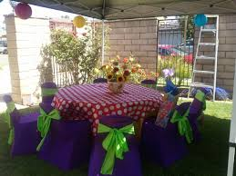 tablecloths decoration ideas decorations kids party decor inspiration small backyard