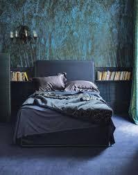 chambre avec papier peint chambre avec papier peint capitonn avec tourdissant deco chambre