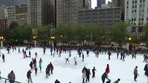 chicago outdoor ice rink millennium park chicago u0027s millennium