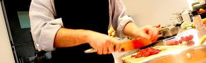 cours de cuisine à etienne loire avec le chef piermic fatet