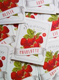 seed packets diy vintage inspired strawberry seed packets free printable