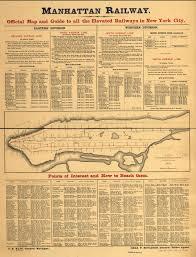 New York Manhattan Map Visual Resources The Shape Of New York Columbia University