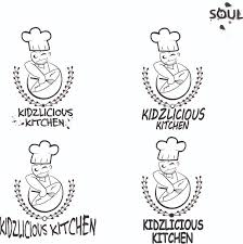 Kitchen Logo Design Kidzlicious Kitchen Logo Design Process Jon Soul Rambo