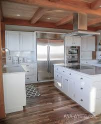 modern farmhouse kitchen cabinets white modern farmhouse kitchen almost done white