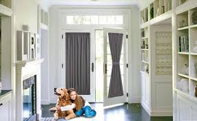 Blackout French Door Curtains Amazon Com Grey Blackout French Door Curtain Pony Dance Energy