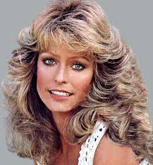 updated farrah fawcett hairstyle farrah fawcett hairstyles over the years the latest trend of