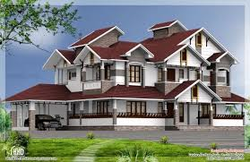 gorgeous super luxury 6 bedroom villa kerala home design and floor