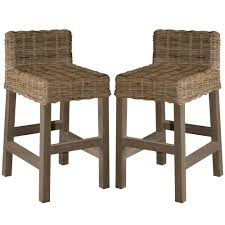 sofa wonderful remarkable wicker bar stools with backs design