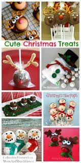 Christmas Party Food Kids - cute christmas treats perfect christmas party food for kids