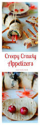 creepy crawly appetizers healthy ideas for kids