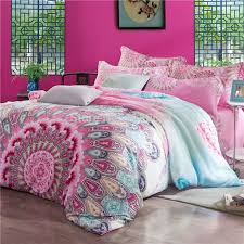 teal moroccan boho bedding sets new boho bedding sets in a bag