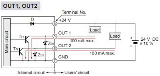 ultra compact digital panel controller ca2 i o circuit and wiring