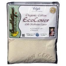 Organic Cotton Crib Mattress Pad Colgate Organic Cotton Crib Fitted Mattress Cover Ecru Ebay