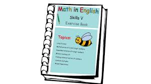 free math exercise workbook and material for grade 3 and 4 students