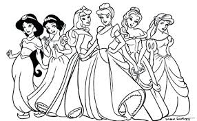 disney princess coloring pages frozen beauty beast printable free