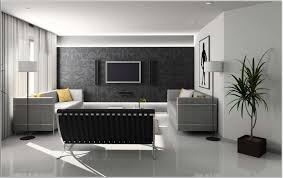 gray midcentury modern living room photos hgtv with patterned