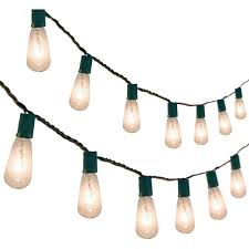 Edison Bulb String Lights Accessories Light Bulb String Lights Indoor Edison Bulb Fairy