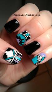 105 best tribal nails images on pinterest tribal nails make up