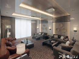 Three Modern Apartments A Trio Of Stunning Spaces - Apartment ceiling design