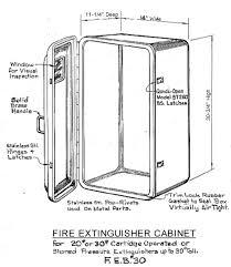 fiberglass fire extinguisher cabinet fire extinguisher enclosure