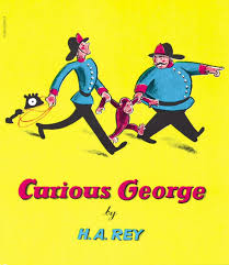 curious george rey scholastic