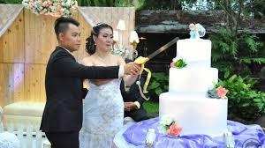 wedding cake tangerang pernikahan wedding clip meishya manfreed di tangerang
