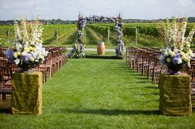 100 beautiful outdoor spaces for the wedding ceremony of your