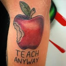 abel killian gave his friend the perfect teacher tattoo of a