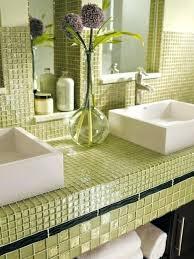 Bathroom Countertop Tile Ideas Bathroom Tile Countertops Laughingredhead Me
