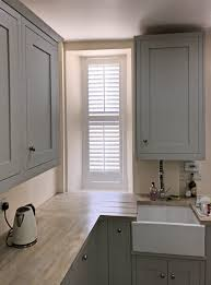 Kitchen Cabinet Shutters Shutters For Kitchens Are Great For Privacy And Light Control