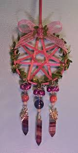 fairie ornament yule witch craft inspiration winter solstice