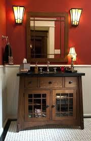 Mission Style Vanities Bathroom Storage Mission Style Bathroom Vanity 60 Mission Style