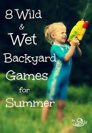 Backyard Games Kids by 8 Awesome Water Games For Backyard Fun On Days Cafemom