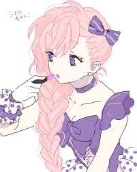 Cute Anime Hairstyles 125 Best Ccc Anime Images On Pinterest Anime Art Manga Anime