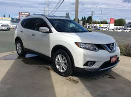 nissan rogue for sale in campbell river british columbia