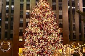 christmas tree lighting 2018 rockefeller center christmas tree lighting party 2018 new york city